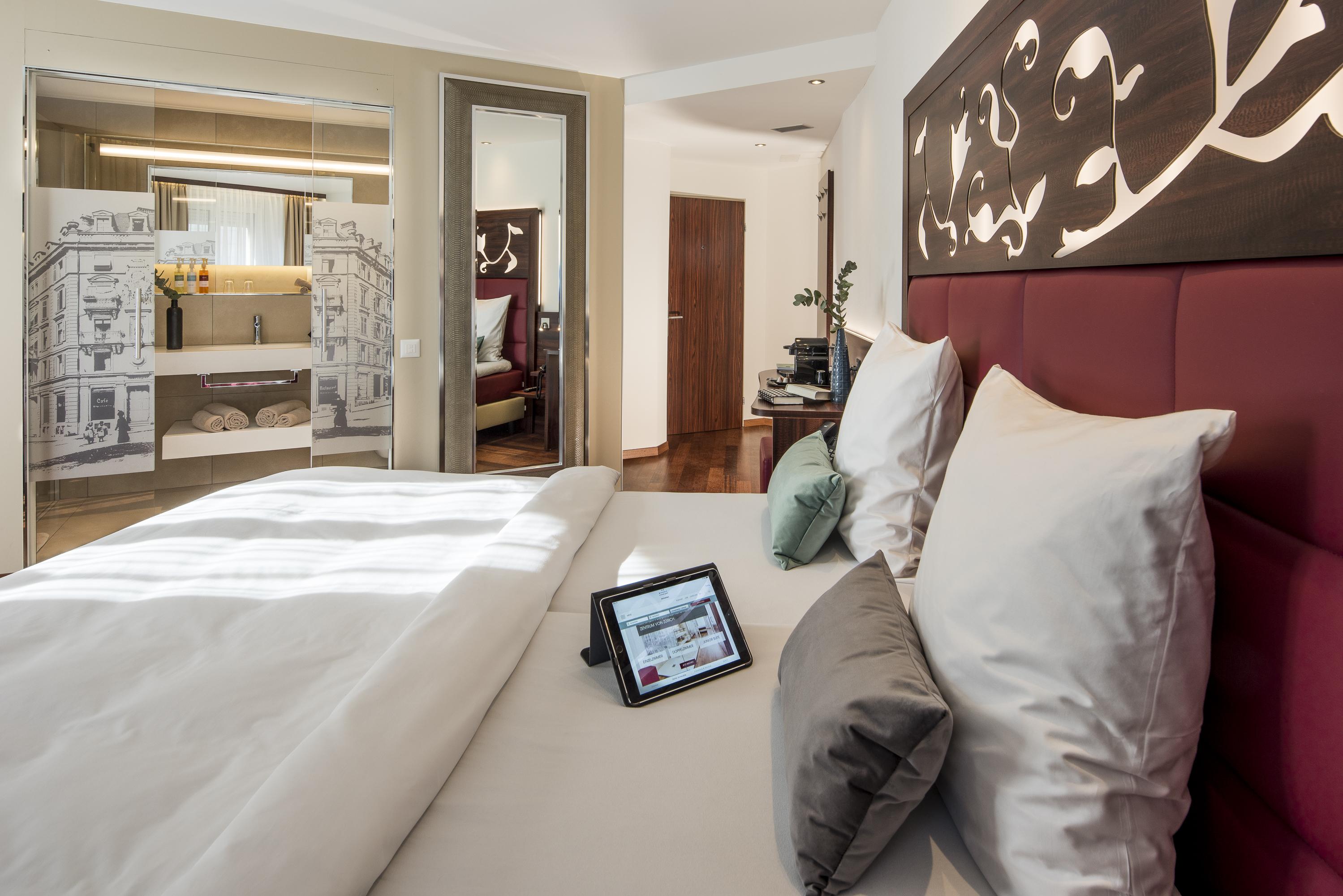 Günstiges Hotelzimmer buchen bei Scheuble
