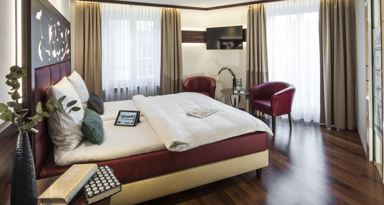Zimmer buchen bei Hotel Scheuble