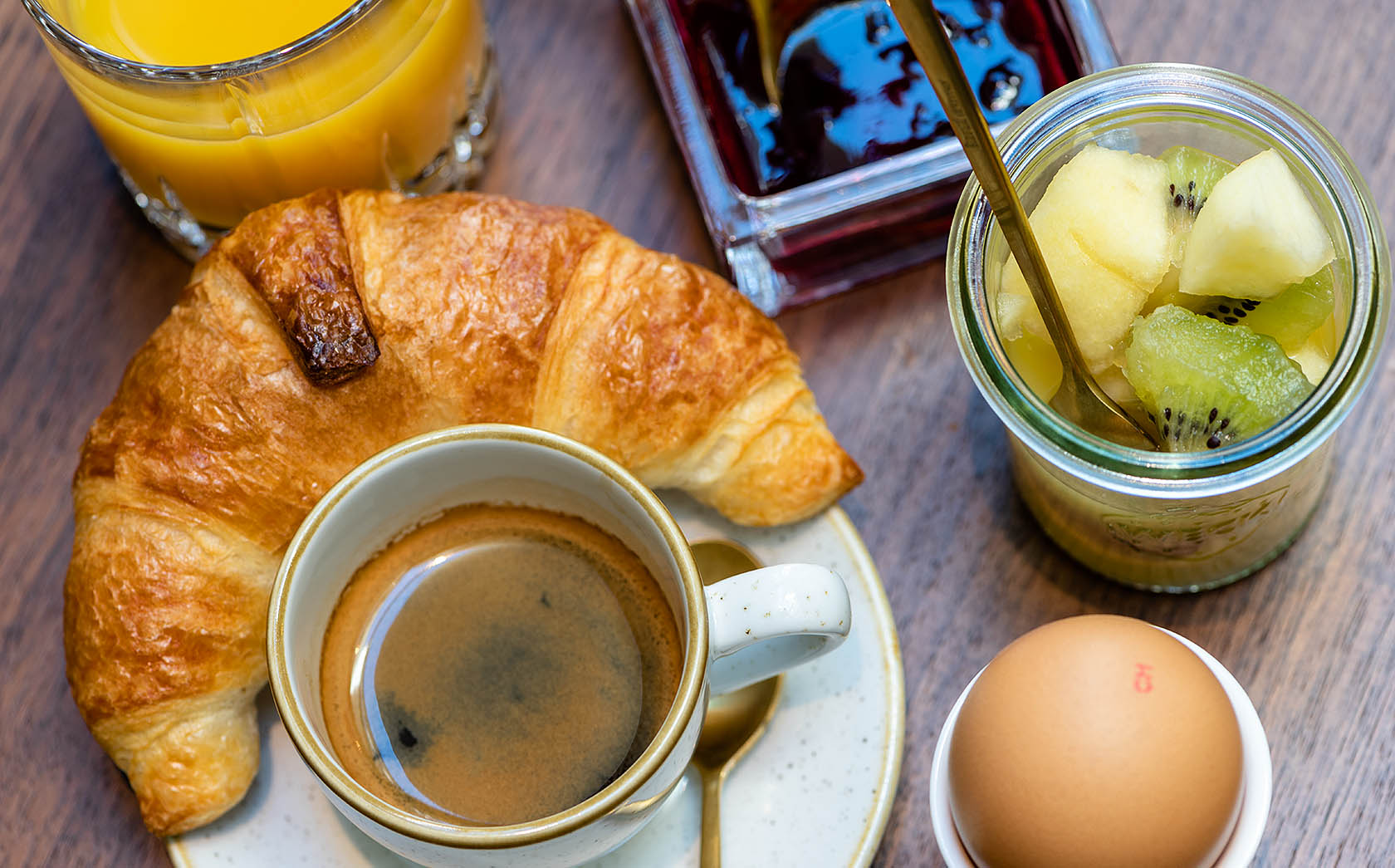 Bestes Frühstück bei Scheuble